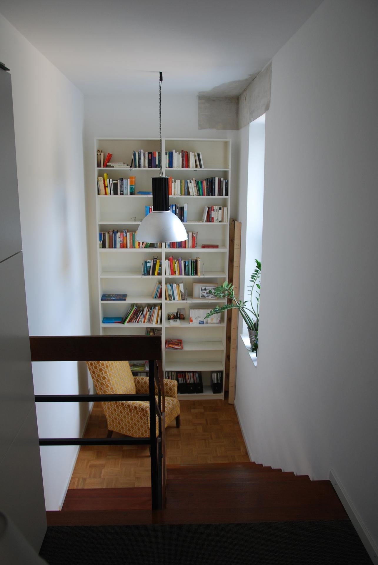 energetische sanierung und modernisierung eines reihenendhauses. Black Bedroom Furniture Sets. Home Design Ideas