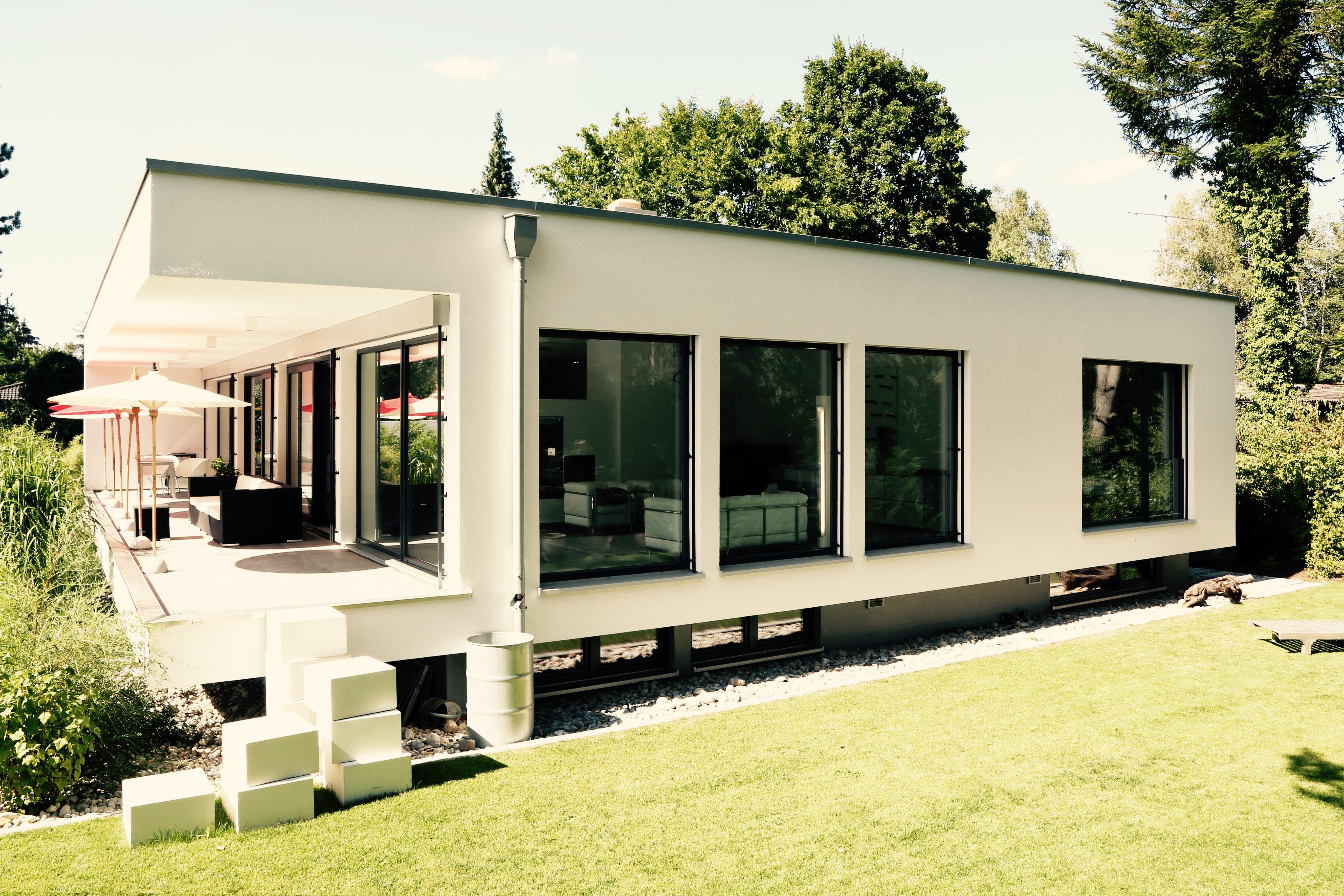 Architekten Bewertung bauhaus villa in münchen waldtrudering bauemotion de