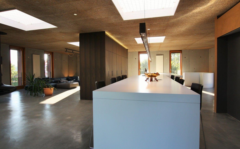 Komplettausstattung eines Lofts - Küche, Wohnen, Schlafen, Arbeiten ...