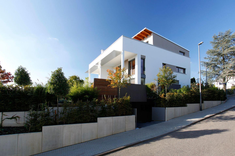 Neubau zweifamilienhaus for Zweifamilienhaus bilder