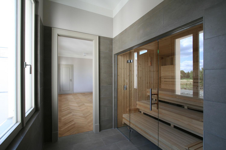 Moderne Sauna moderne sauna im altbau - bauemotion.de