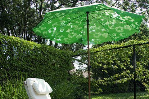 designer sonnenschirm shadylace parasol. Black Bedroom Furniture Sets. Home Design Ideas