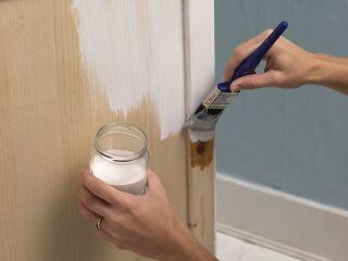 Möbel Streichen Farbe möbel selbst lackieren: so einfach geht's - bauemotion.de