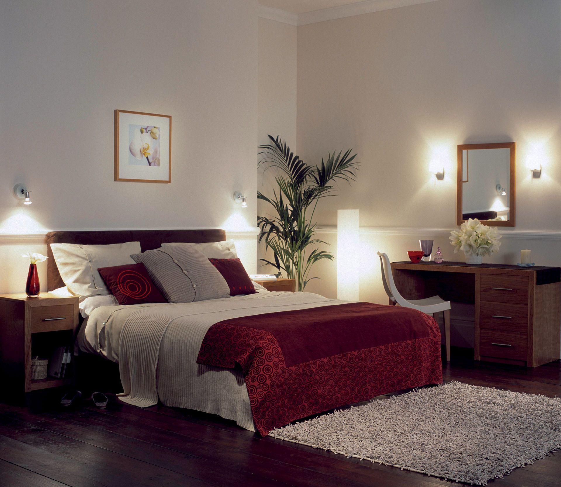 Beleuchtung Im Schlafzimmer Deckenspot Nachtlicht Amp Co Bauemotion De