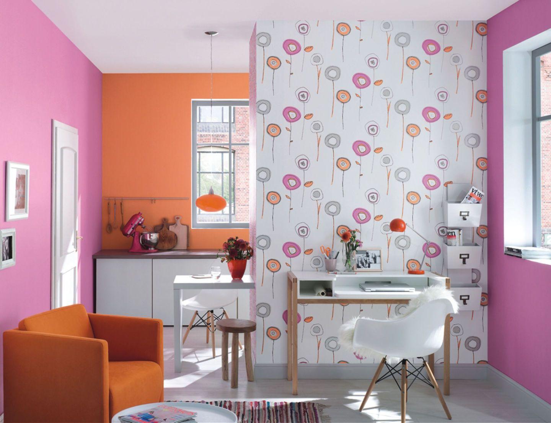 farben entfalten in r umen verschiedene wirkungen. Black Bedroom Furniture Sets. Home Design Ideas