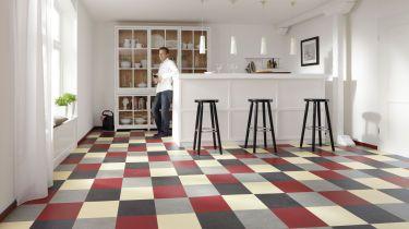 Linoleumboden  Linoleumboden - Bodenbelag mit vielen Vorzügen - bauemotion.de