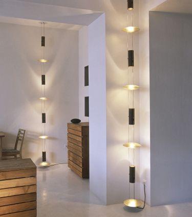 Innenbeleuchtung sicher auf der treppe stimmungsvoll im for Flurgestaltung modern