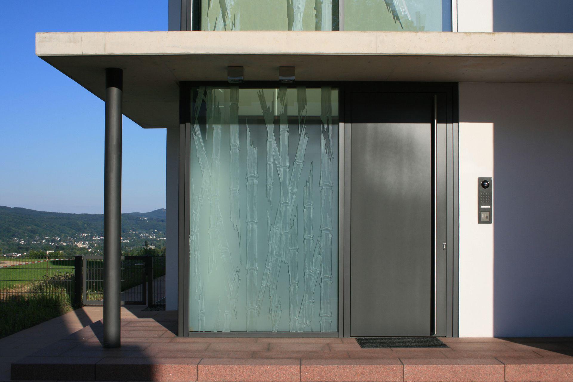 Vordach Beton hauseingang mit vordach aus beton bauemotion de