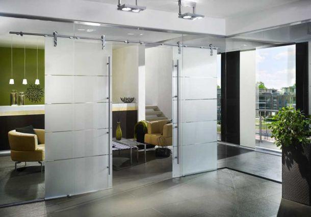 Moderne innentüren aus glas  Innentüren: Vielfältige Modelle aus Holz, Glas & Co ...