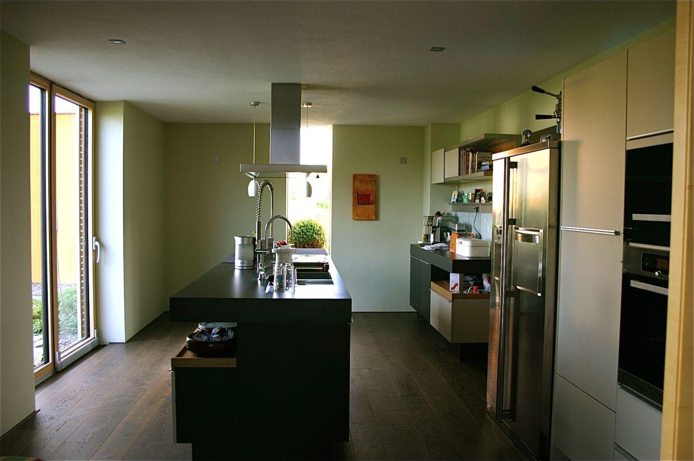 modular aufgebaute k che. Black Bedroom Furniture Sets. Home Design Ideas