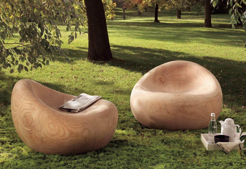 Organisches Möbeldesign
