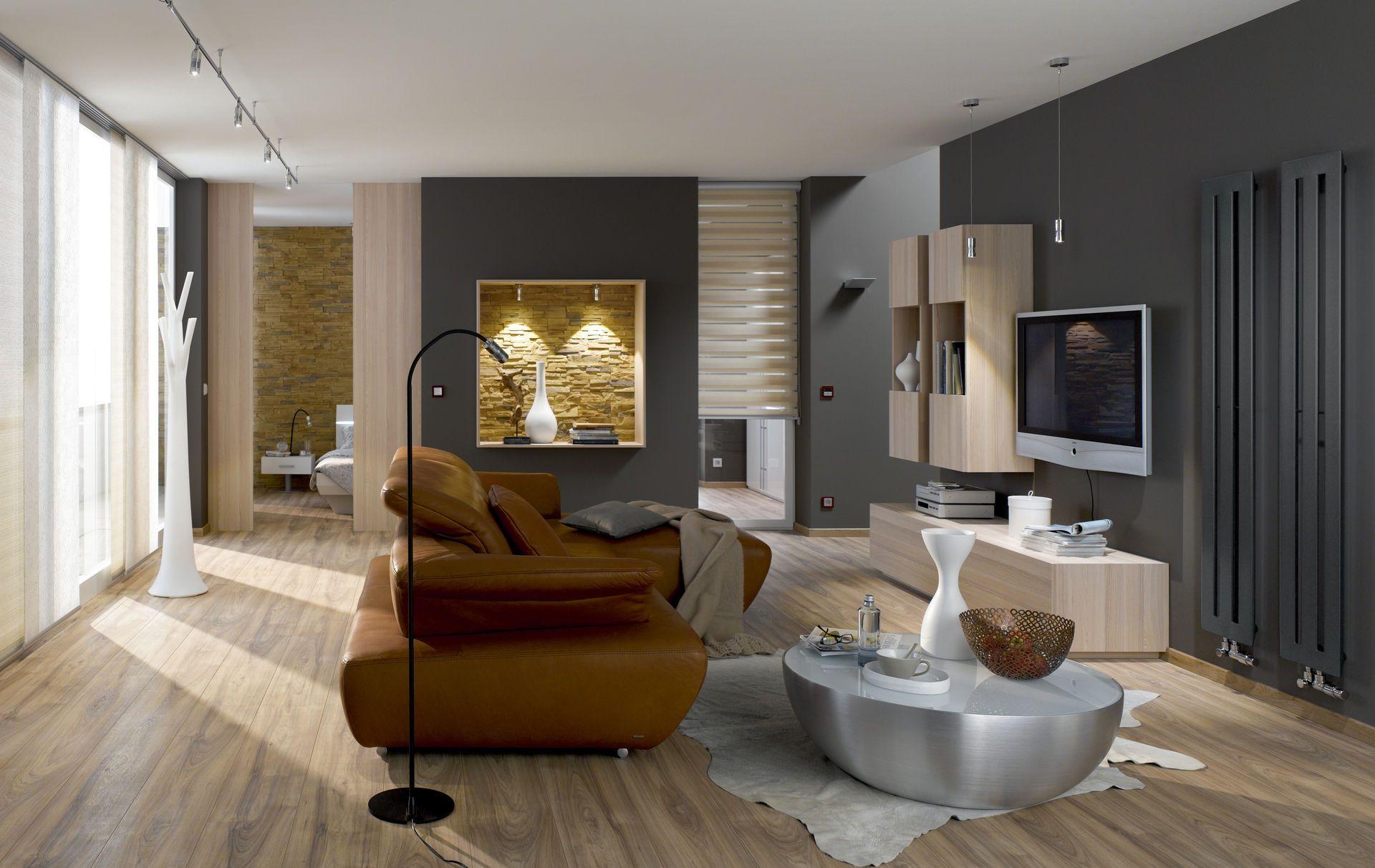 Wohnzimmer - einrichten und wohlfühlen - bauemotion.de