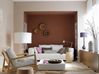 Schlafzimmer · Warme Wandfarben: Ein Kuscheliges Nest Sorgt Für Wohlbefinden