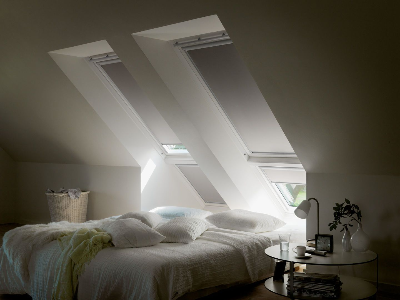 gegen die hitze sonnenschutz in dachwohnungen. Black Bedroom Furniture Sets. Home Design Ideas