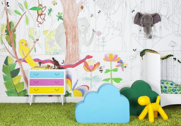 Die originellsten Accessoires f\u00fcrs Kinderzimmer