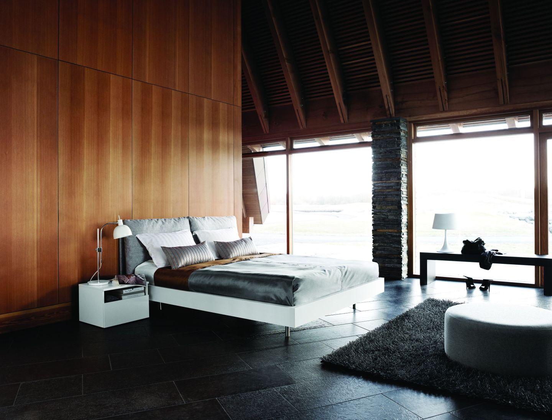 schlafzimmer mit holzwand ~ alles bild für ihr haus design ideen, Schlafzimmer entwurf