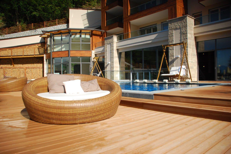 zweite wohnzimmer. Black Bedroom Furniture Sets. Home Design Ideas