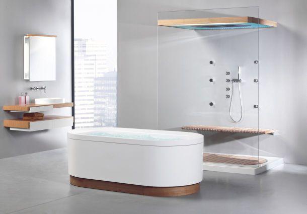 Prickelnd: Wellness in Dusche und Badewanne - bauemotion.de