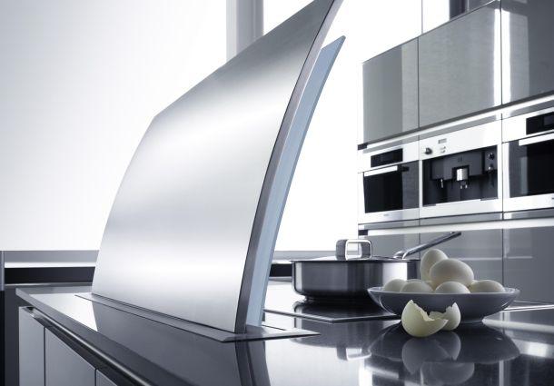 dunstabzugshaube helfer gegen dampf und dunst in der k che. Black Bedroom Furniture Sets. Home Design Ideas