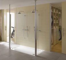 bodengleiche dusche pfiffige l sungen f r den altbau bauemotion. Black Bedroom Furniture Sets. Home Design Ideas