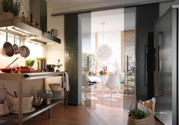 Innentüren mit glas landhaus  Innentüren: Auswahl, Stile, Renovierung - bauemotion.de