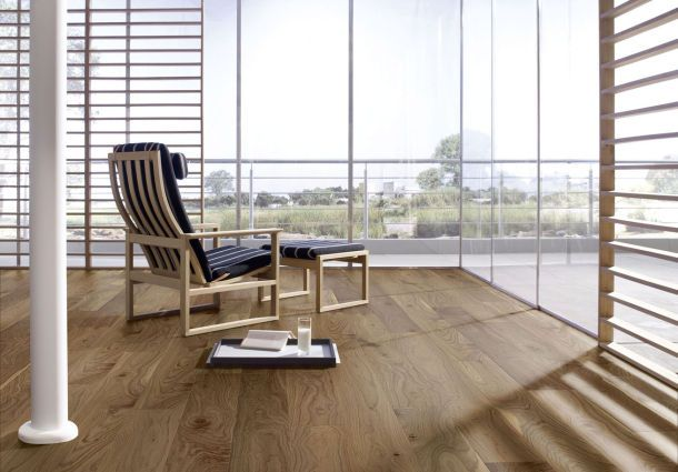 holzboden auf die richtige pflege kommt es an - Laminat Holzdielenboden